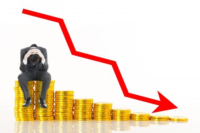 不動産投資の落とし穴「デッドクロス」とは?
