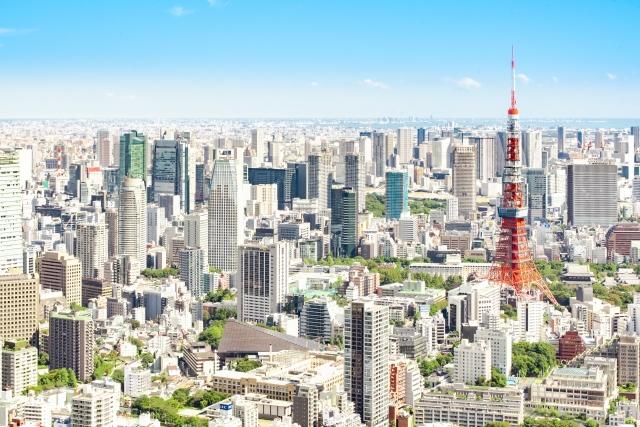 東京 不動産投資