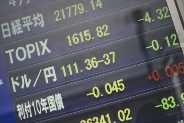 インデックス投資 指数