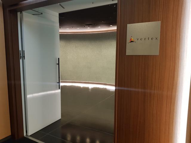 ベルテックス セミナー 入口