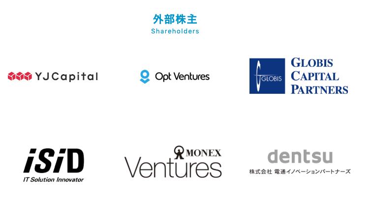 モゲチェック 主要株主はYJキャピタル、電通、グロービス、ゴールドマン・サックス等