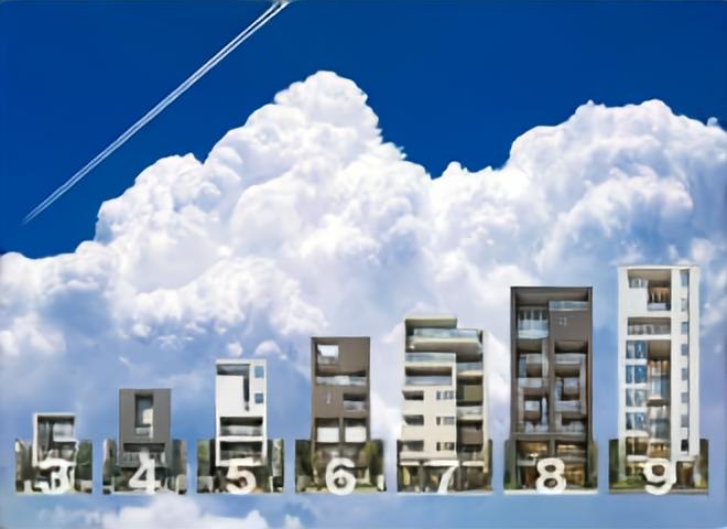 2-4.都市部で3階建て可能「ビューノ3E/S」