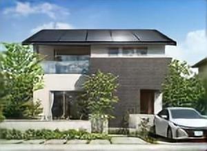 4-2.太陽光発電の家